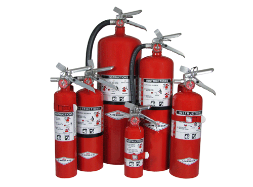 Fire Extinguishers | Mahugh Fire & Safety
